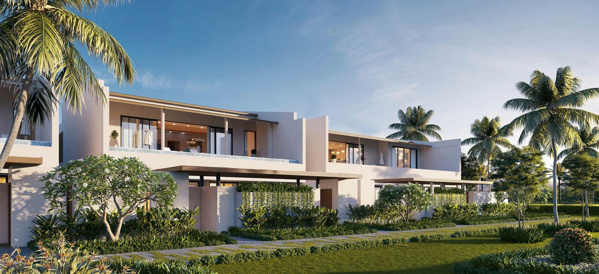 Row Villa tại Regent Residences Phu Quoc