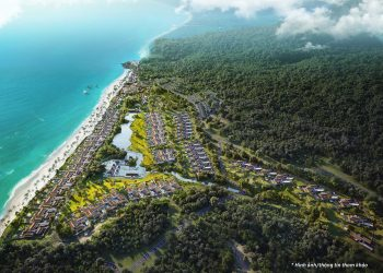 Park Hyatt Phu Quoc - phoi canh tong the