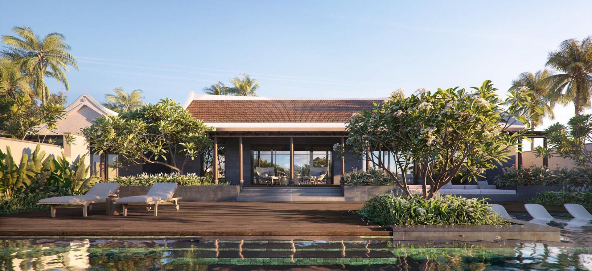 Park Hyatt Phu Quoc - villa pool