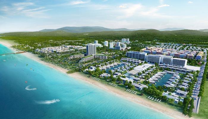 """Phu Quoc Marina giờ đây trở thành """"nét chấm phá"""" hoàn hảo của bức tranh thiên đường Đảo Ngọc."""