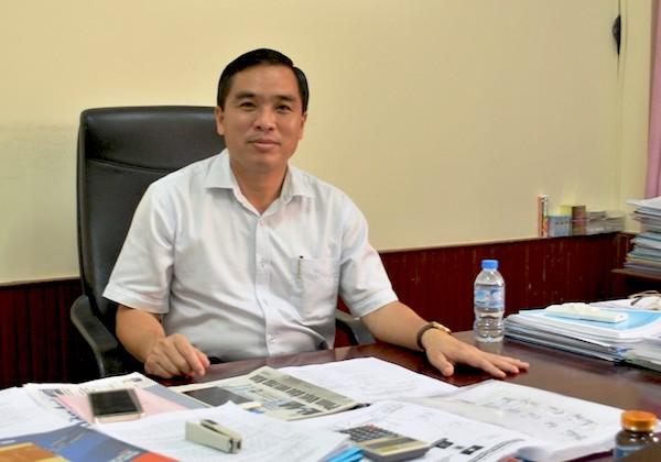 Ông Huỳnh Quang Hưng - Phó Chủ tịch UBND huyện Phú Quốc