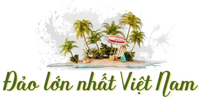 đảo lớn nhất Việt Nam