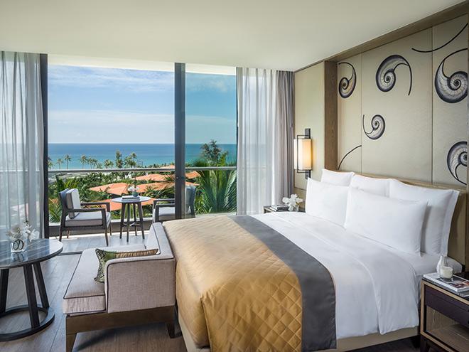 Một view nhìn đẹp khách sạn tại Intercontunental