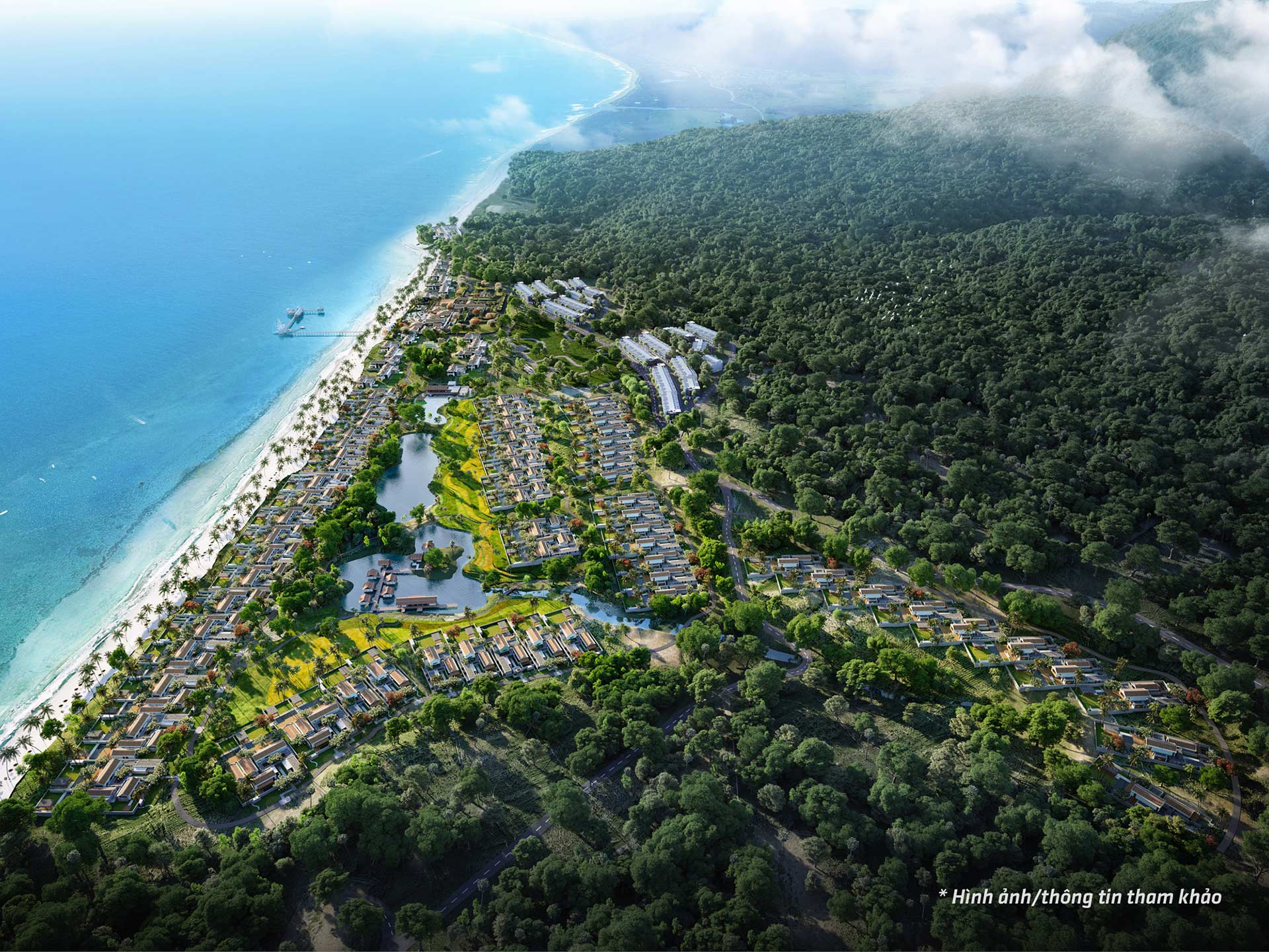 Park Hyatt Phu Quoc - Phoi canh tong the 1
