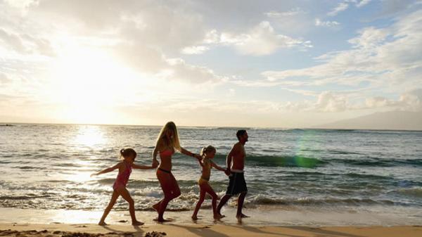 Cuộc sống gần biển rất tốt cho sức khỏe