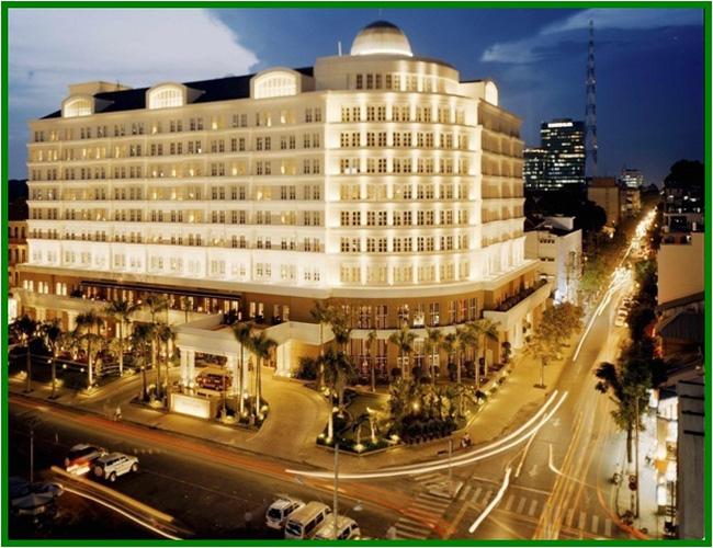 Khách sạn 5 sao Park Hyatt Sài Gòn