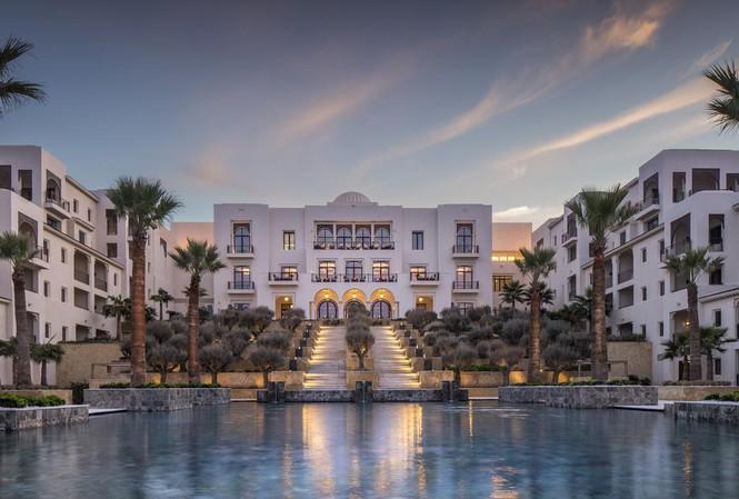 Four Seasons Hotel Tunis