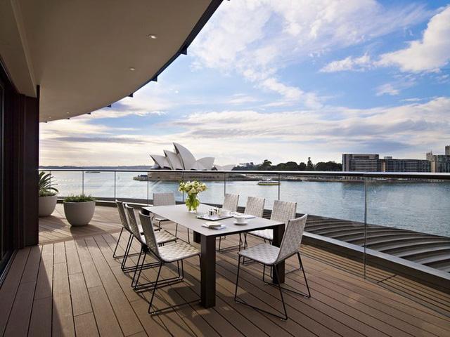 Giá phòng penthouse của Park Hyatt Sydney lên đến 21.000 USD đêm
