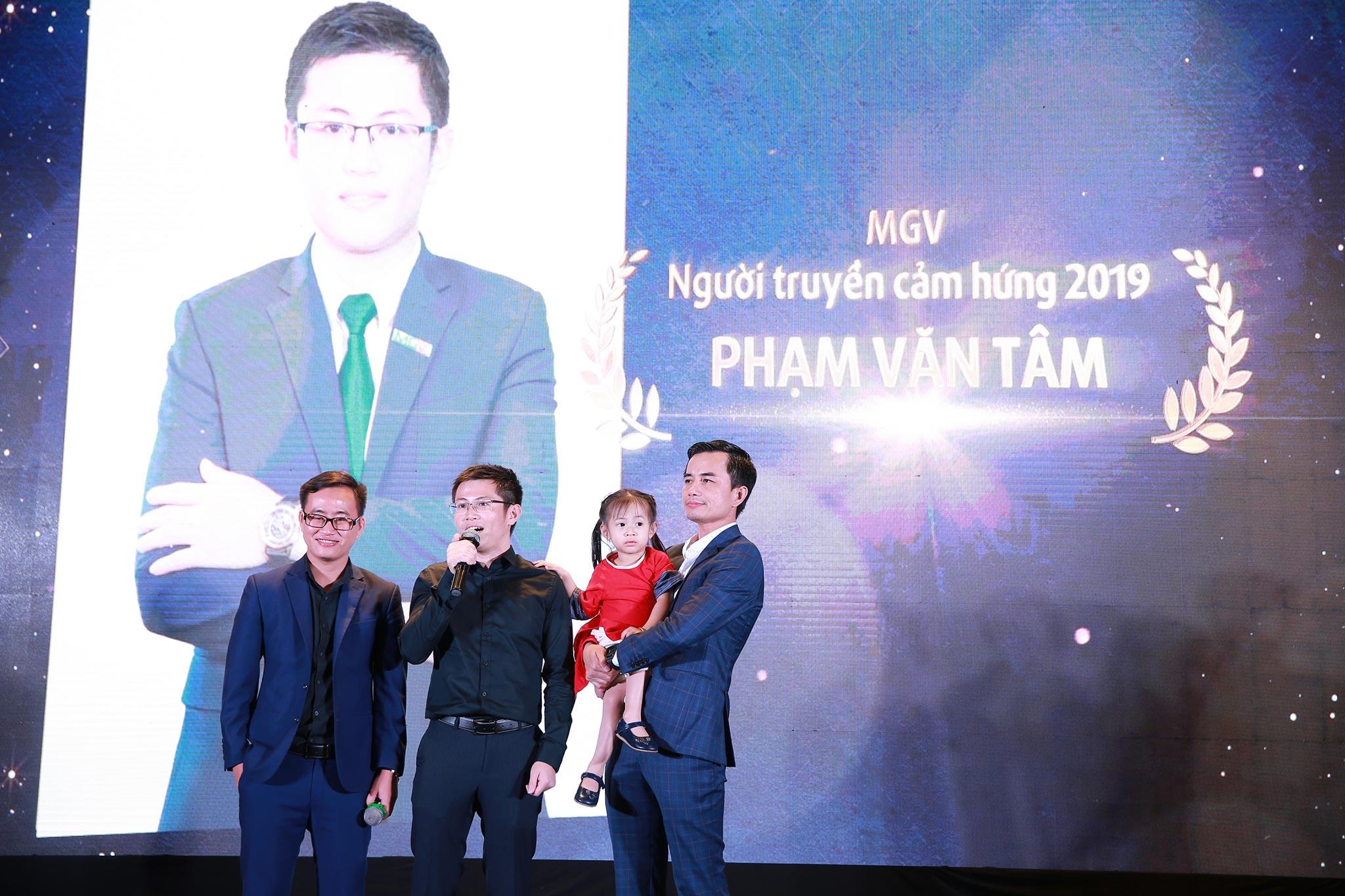 Người truyền cảm hứng 2019 - Phạm Văn Tâm
