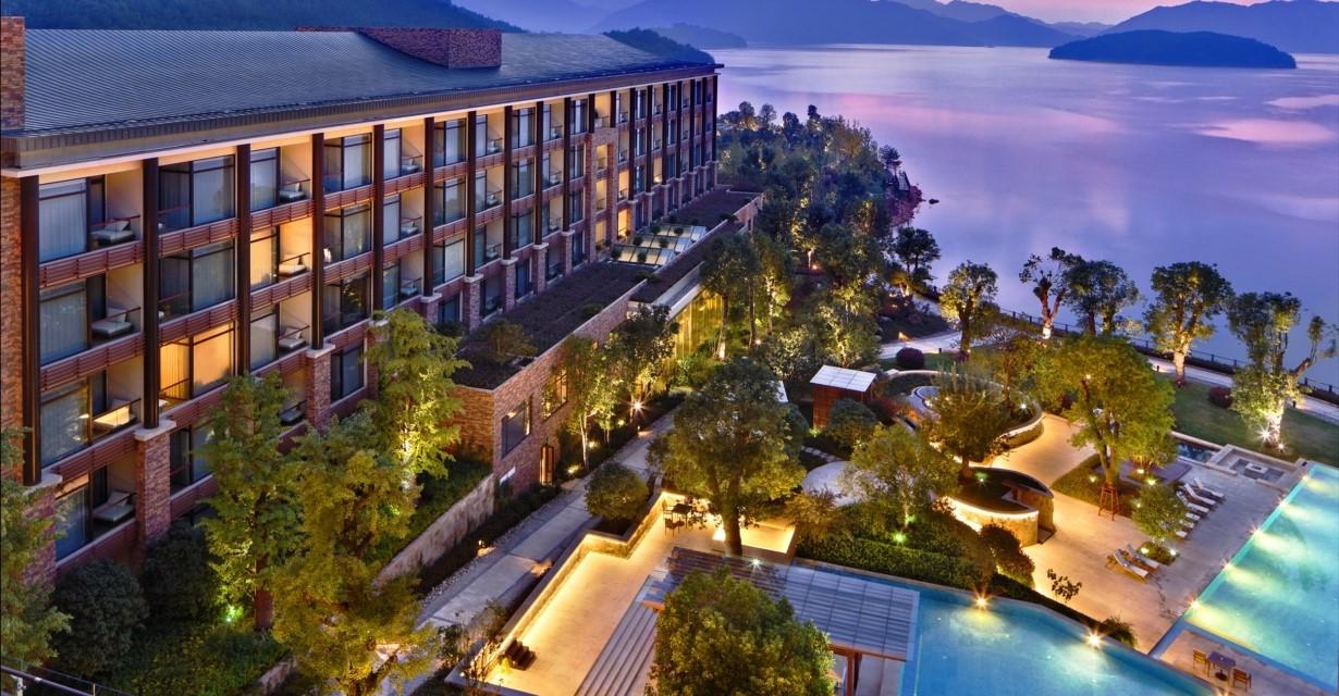 InterContinental Hồ Vạn Đảo, Hàng Châu, Trung Quốc