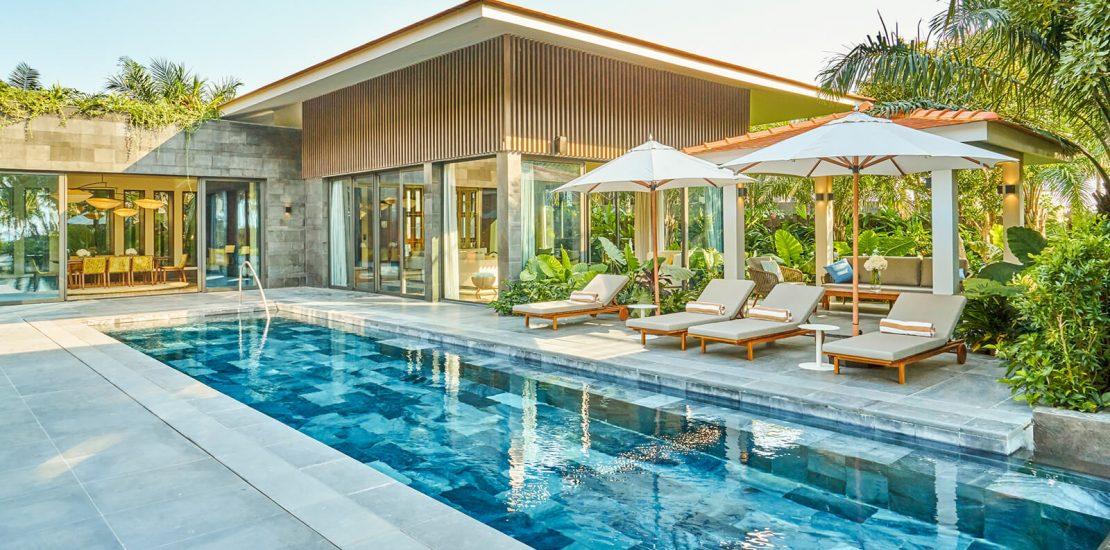 Biệt thự 3 phòng ngủ InterContinental Phu Quoc