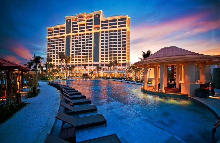 Resort Hồ Tràm Beach