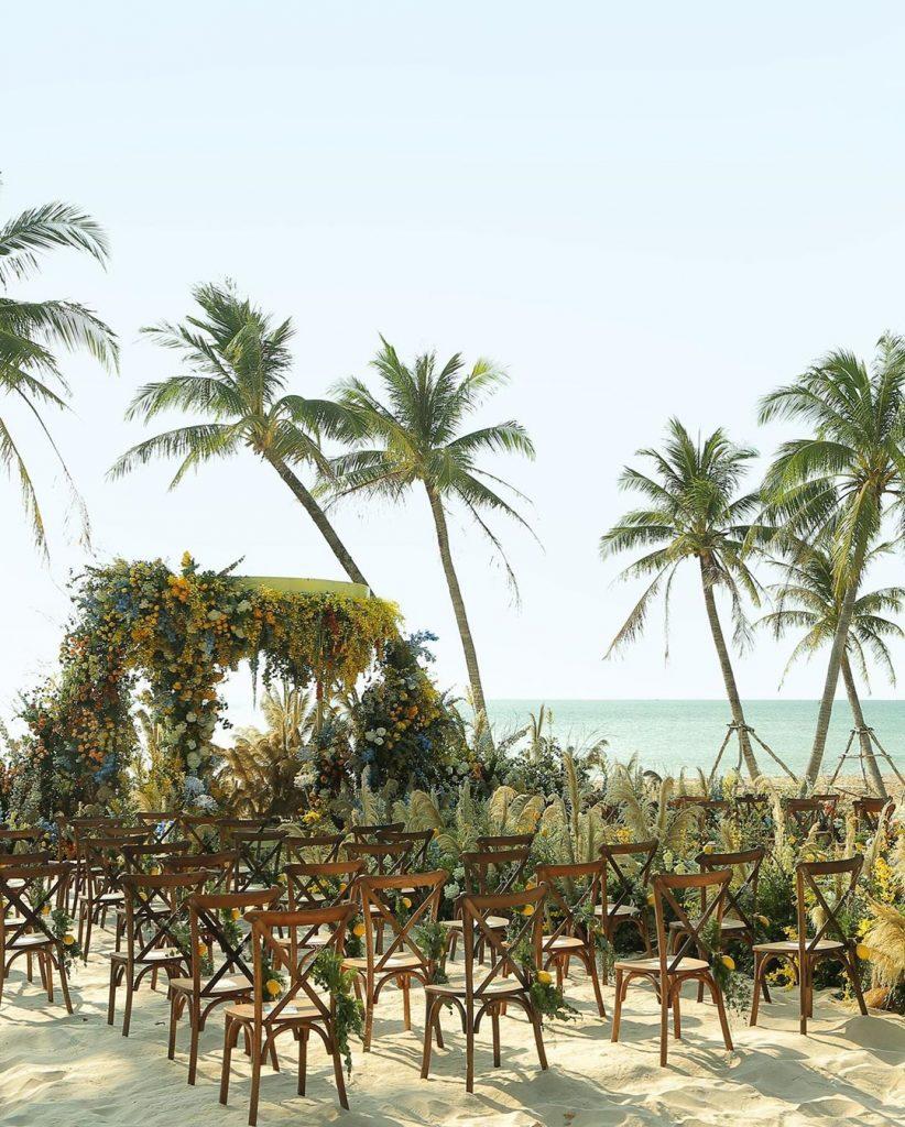 Tiệc cưới lãng mạn tại InterContinental Phu Quoc
