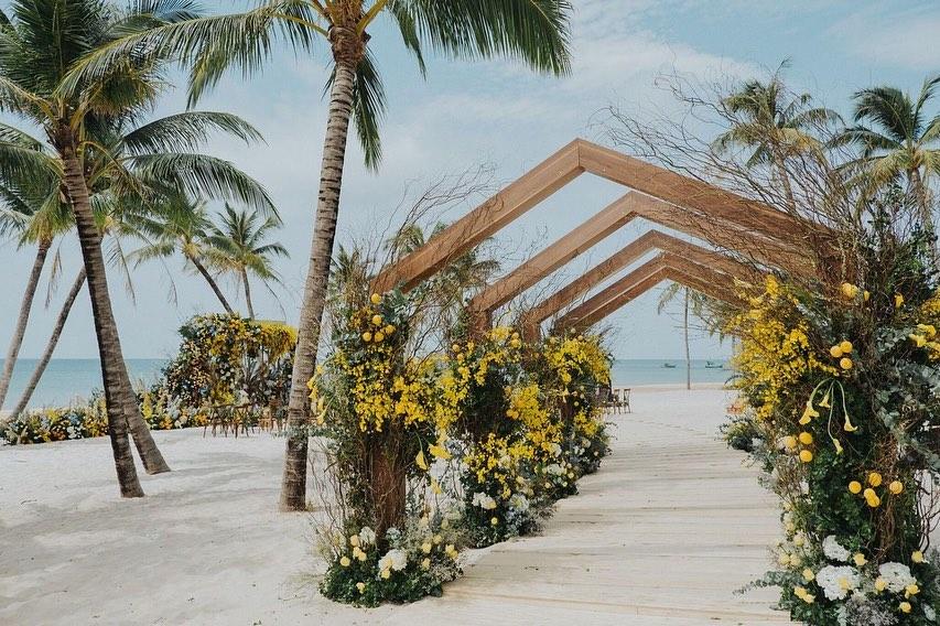 Tiệc cưới tại InterContinental Phu Quoc