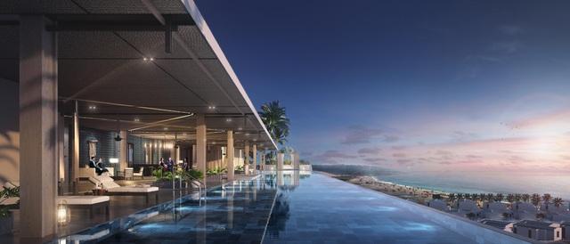 Sky bar đón trọn khung cảnh đại dương tại Regent Phu Quoc