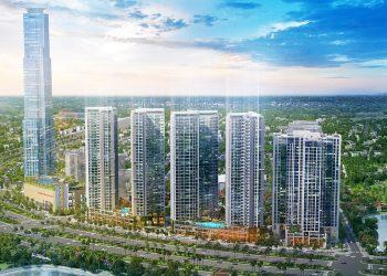 Eco Green Saigon - Phối cảnh tổng thể