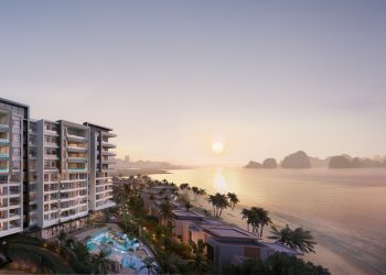 InterContinental Ha Long - Phoi canh tong the 1