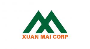 Xay dung Xuan Mai - logo
