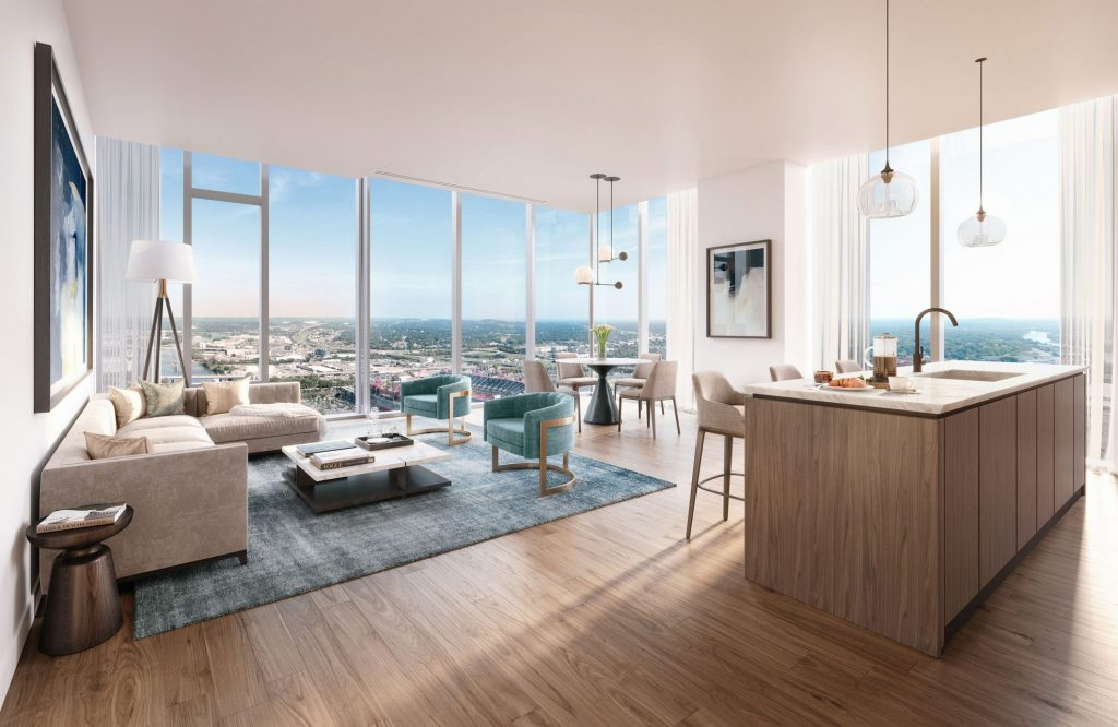 Four Seasons Nashville Private Residences
