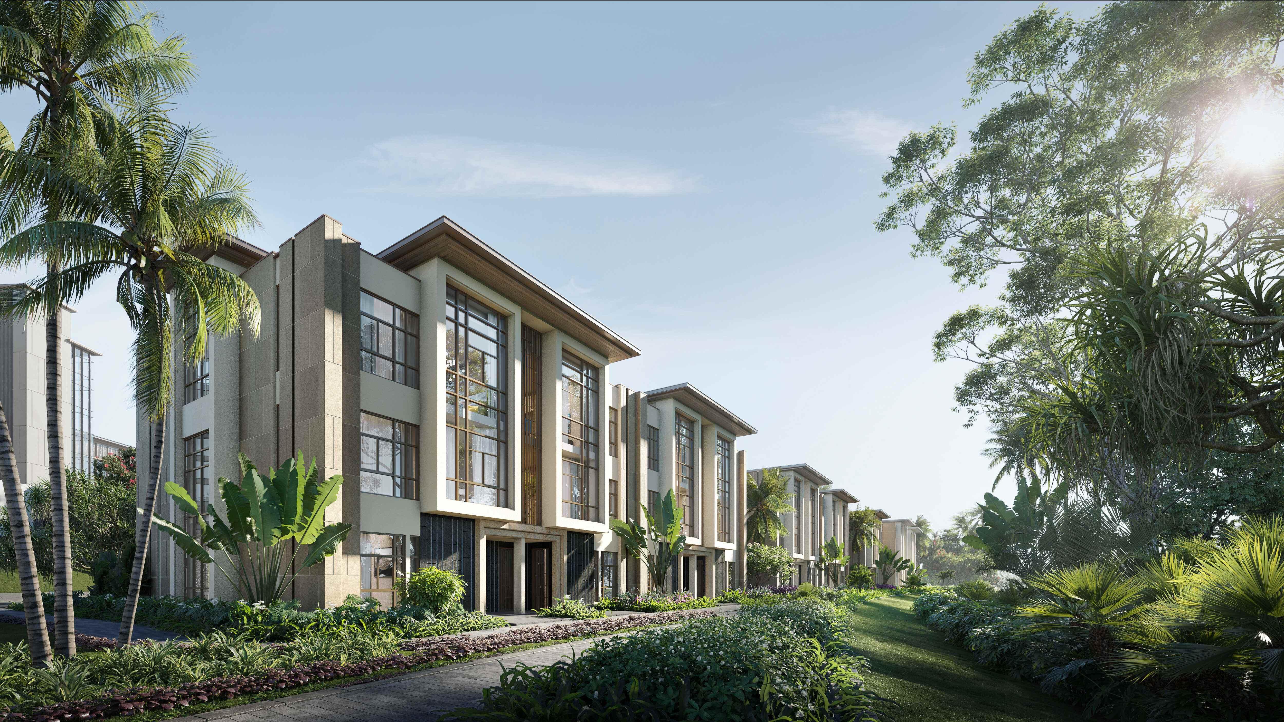 InterContinental Residences Halong Bay - biet thu song thu