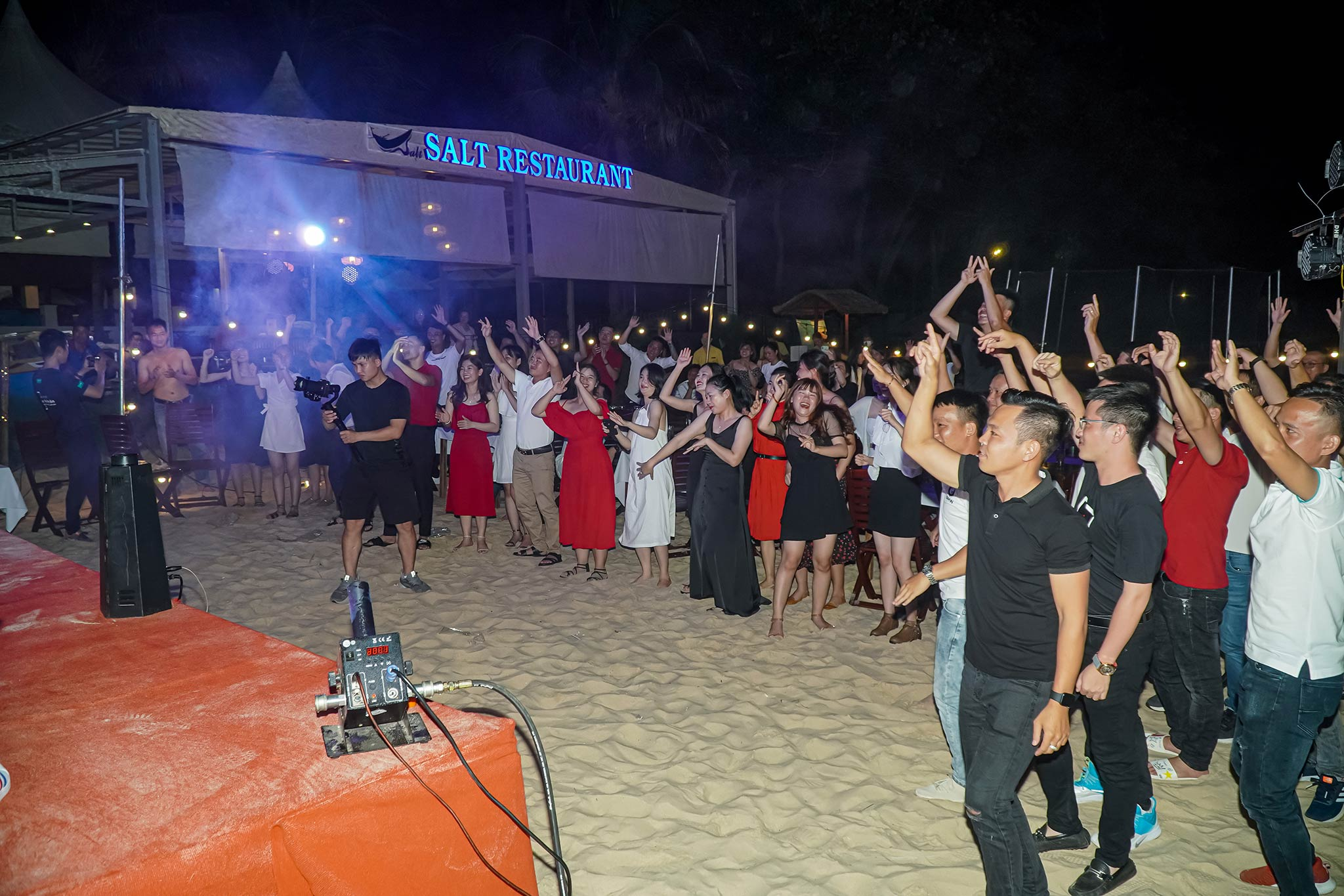 Team Building 2020 - Beach Party 2