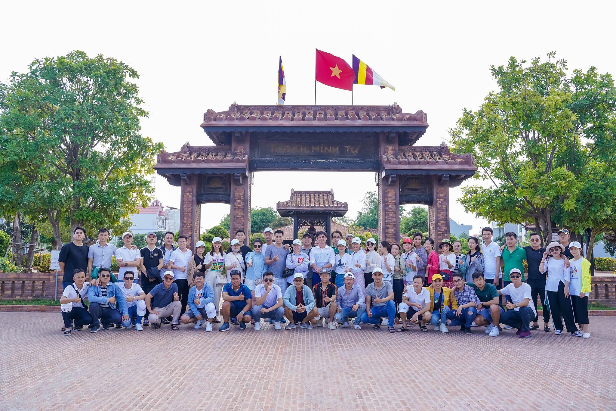 Team Building 2020 - Thanh Minh Tự