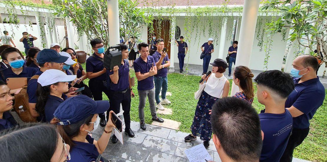 23-9-2020 Kick off Park Hyatt Phu Quoc 4