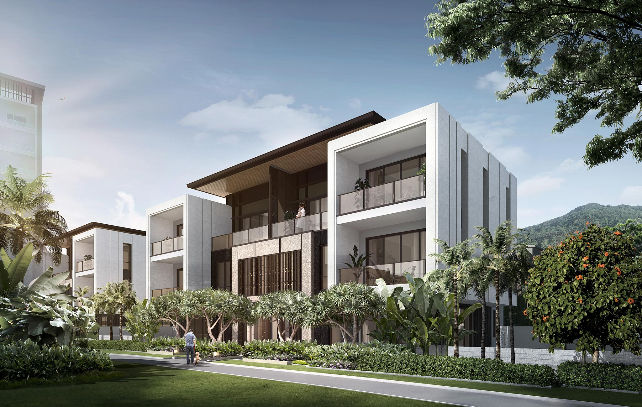7-Garden Villa 1 - InterContinental Residences Halong Bay