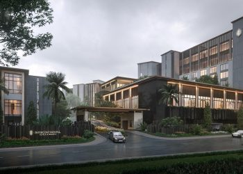 InterContinental Halong cổng ra vào