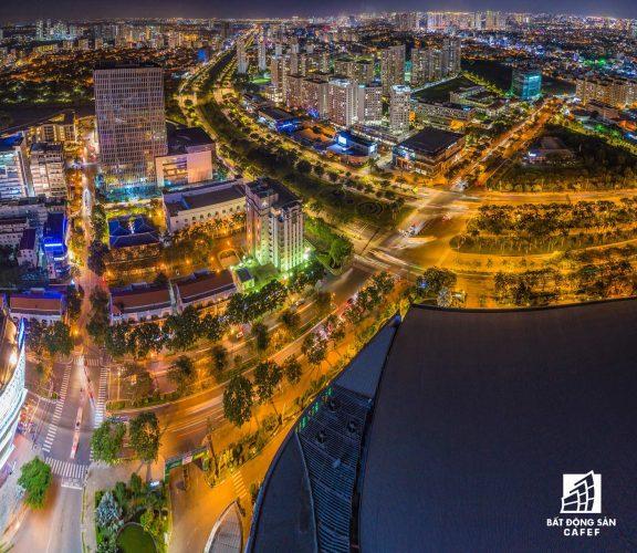 Toàn cảnh đại lộ tỷ đô khu Nam Sài Gòn - Ảnh 26