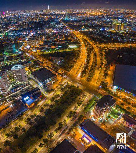 Toàn cảnh đại lộ tỷ đô khu Nam Sài Gòn - Ảnh 27