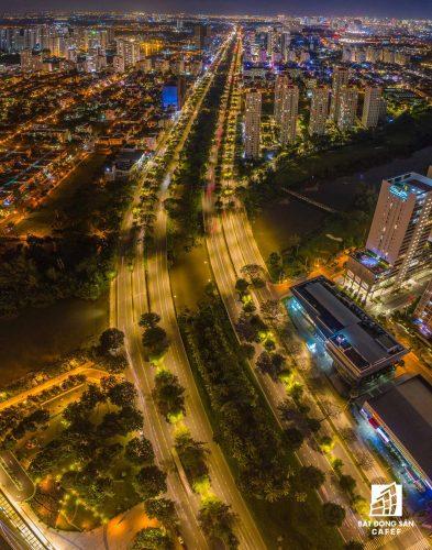 Toàn cảnh đại lộ tỷ đô khu Nam Sài Gòn - Ảnh 28