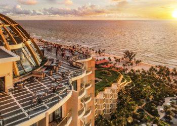 InterContinental Phu Quoc Long Beach Resort - buổi chiều