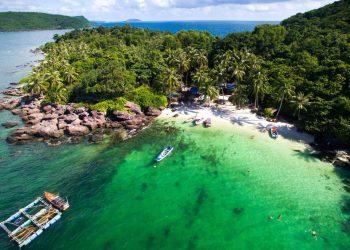 Phú Quốc đang trở thành điểm đến du lịch nổi bật tại khu vực châu Á