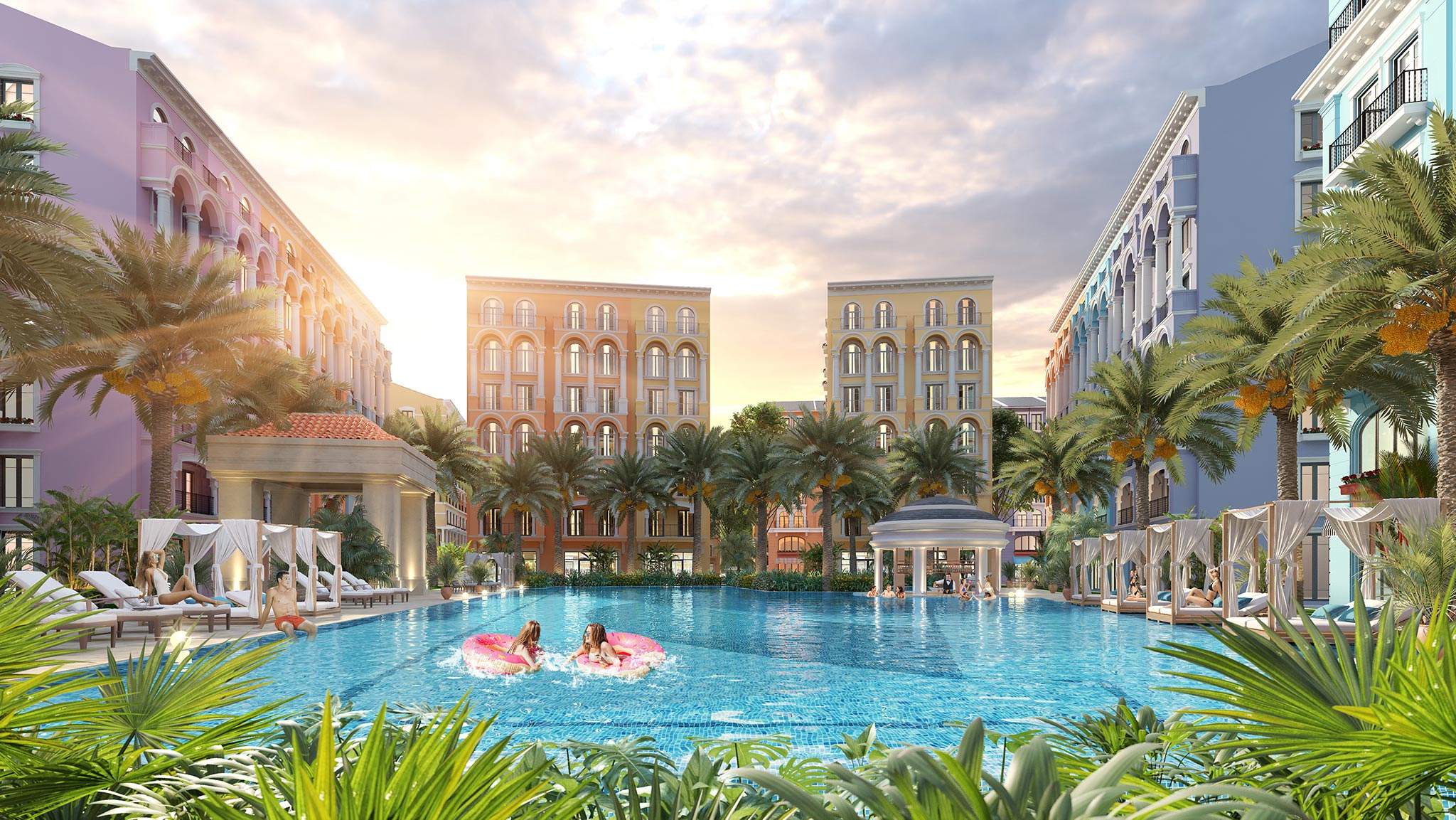 Phu Quoc Marina Square - 2