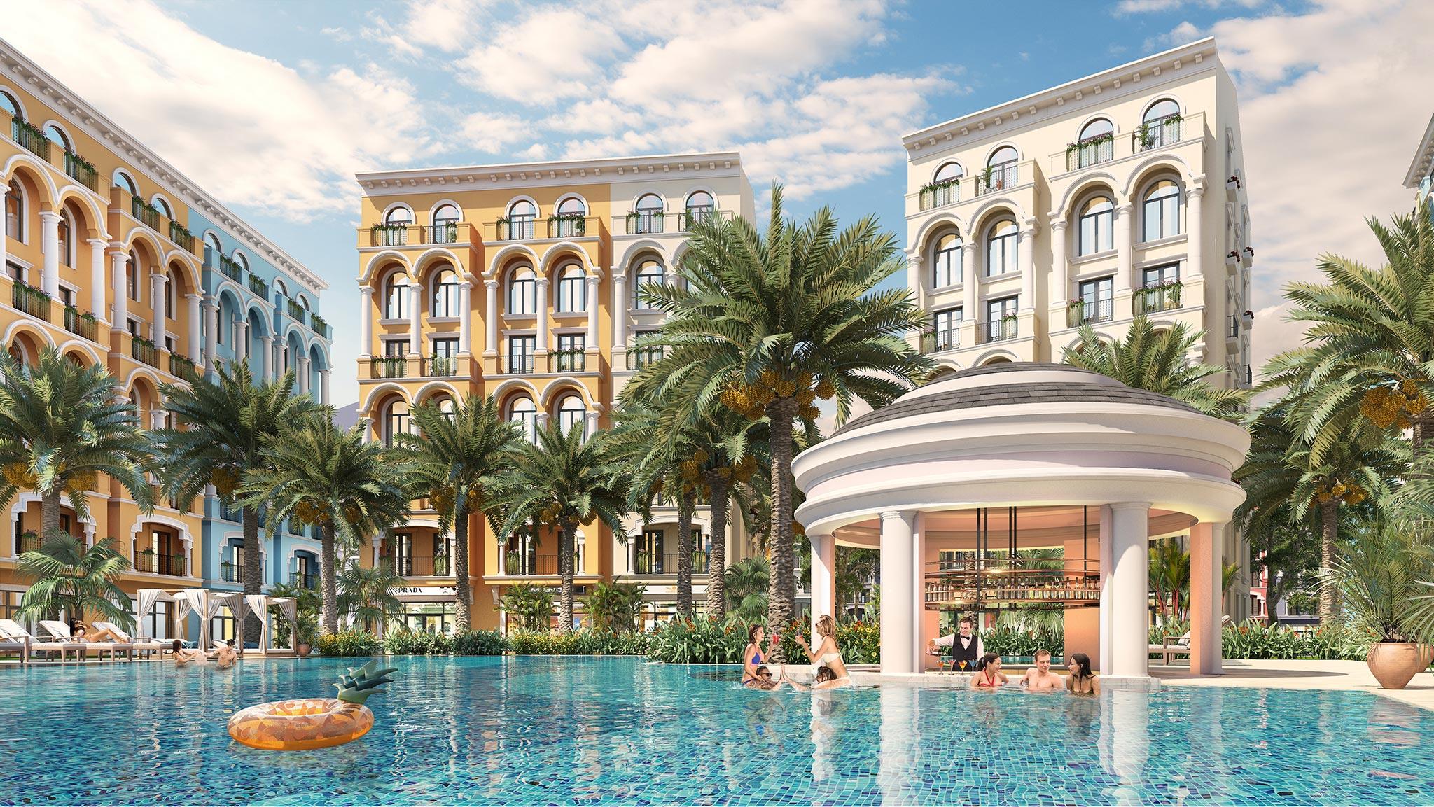 Shoptel - tiên phong mô hình đặc quyền đầu tư lưu trú nghỉ dưỡng tại Phú Quốc | Địa ốc MGV