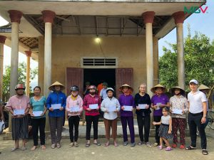 Cứu trợ lũ lụt miền Trung 2020 - 2