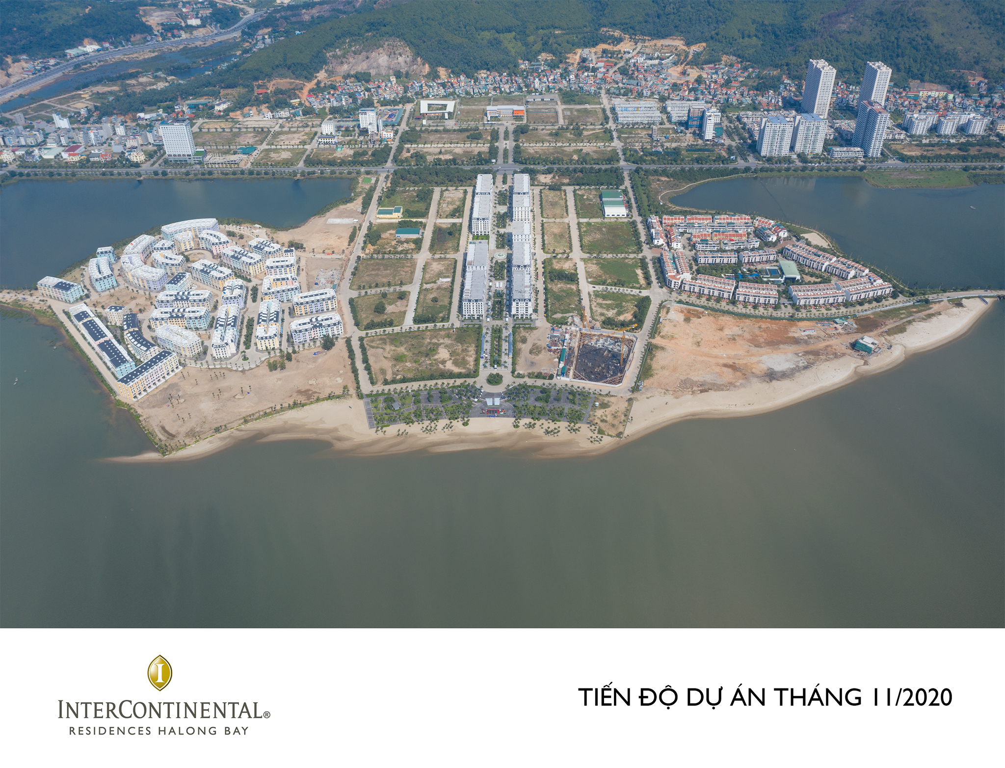 Tien do InterContinental Residences Halong Bay 11.2020 2