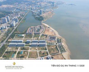 Tien do InterContinental Residences Halong Bay 11.2020 3