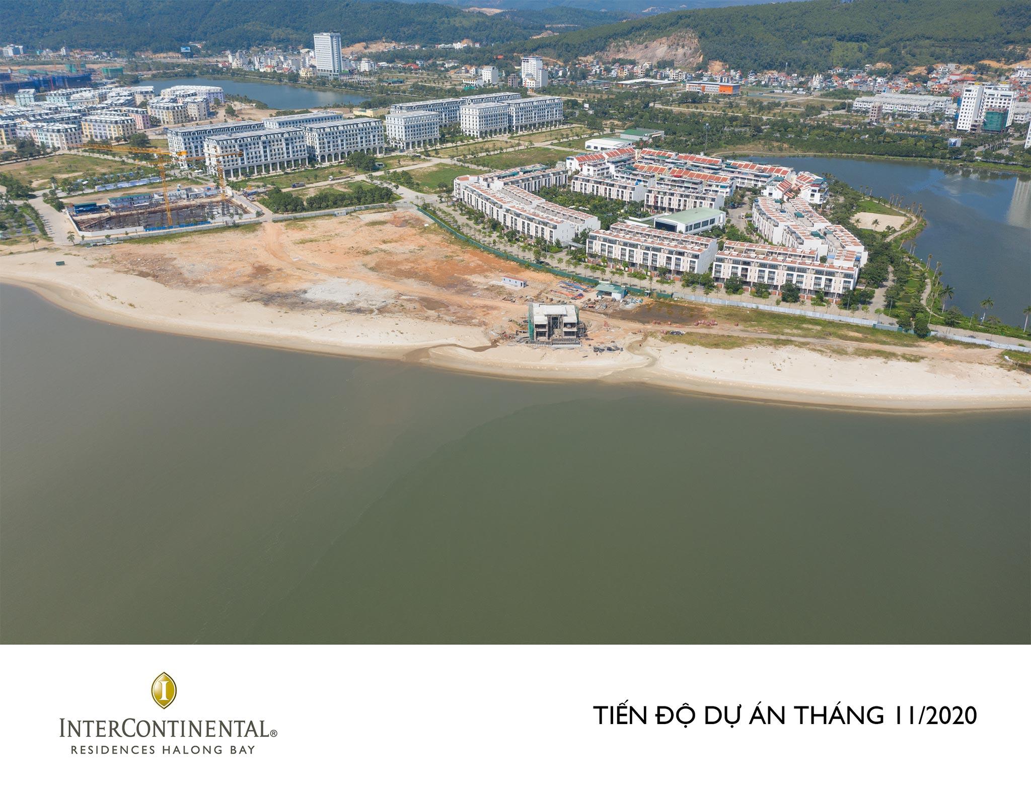 Tien do InterContinental Residences Halong Bay 11.2020 5