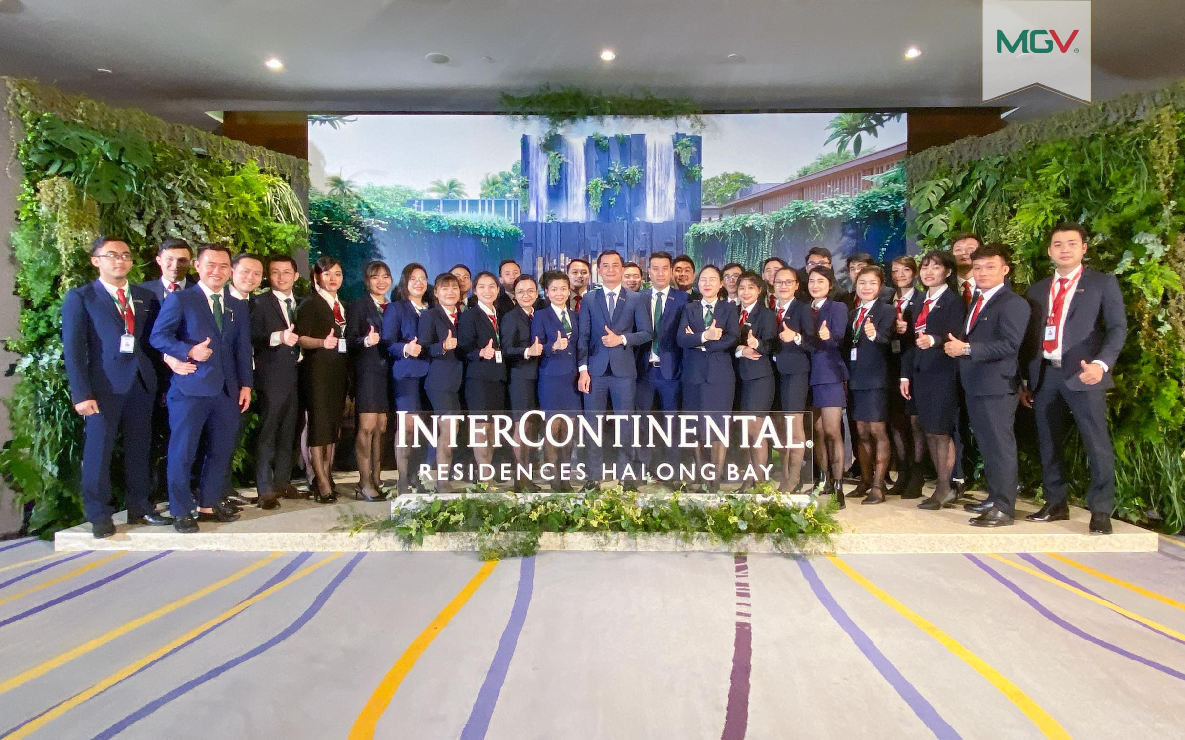 Event InterContinental Halong 9.2020-21