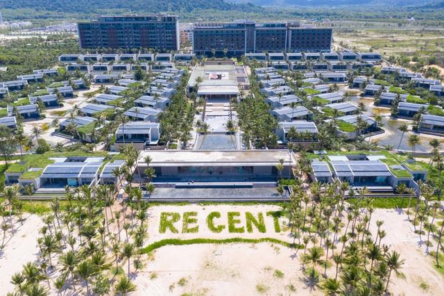 Hình ảnh thực tế khu nghỉ dưỡng Regent Residences Phu Quoc sắp khai trương