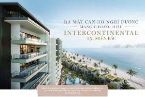 Ra mắt căn hộ nghỉ dưỡng Intercontinental