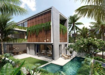 SCHL - Villa facade A