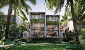 SCHL - Villa facade B