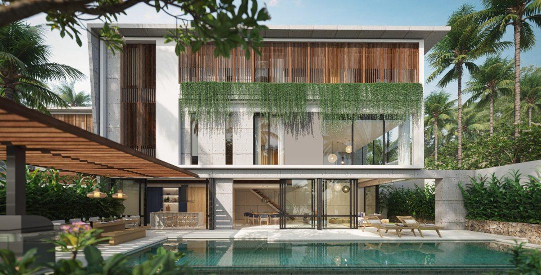 SCHL - Villa facade D